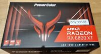 🔥 PowerColor AMD Radeon RX 6800XT✅ BRAND NEW 🚀 🚀FREE NEXT DAY✅TRUSTED SELLER✅