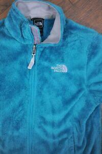 The North Face Osito 2 Jacket Green Women's Medium M
