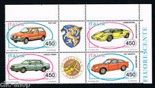 ITALIA IL BLOCCO DELLE AUTOMOBILISTICHE ITALIANE AUTO VEICOLI 1985 nuovo**