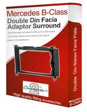 Mercedes B Class stereo radio Facia Fascia adapter panel plate trim CD surround