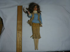 1982 Brooke Shields Doll Glamorous Teenage Action Figure Vintage B.C.S.& Co Toy