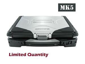 Fully Rugged MK5 Panasonic Toughbook CF-31 Core i5 5th gen 2.3GHz SSD Windows 10