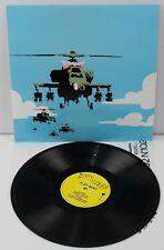 "DIRTY FUNKER Flat Beat 12"" vinyl single 2009.  BANKSY cover.  NrMINT"