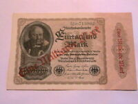 1922 Germany 1 Billion Marks over 1000 CH XF Original Paper Money Currency p113a