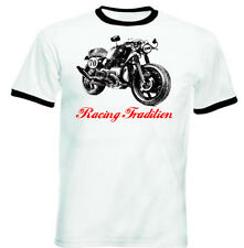 BMW R80 CAFE RACER Ispirato-NUOVO Amazing Graphic T-Shirt S-M-L-XL - XXL