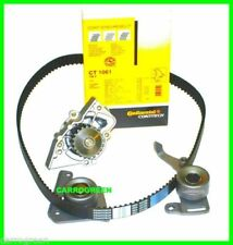 KIT DE DISTRIBUTION+POMPE A EAU PEUGEOT 206 306 307 HDI