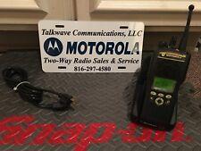 MOTOROLA XTS2500 MODEL II 800mhz POLICE/FIRE DIGITAL 2-WAY RADIO PKG, ENCRYPTION