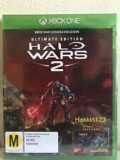 Halo Wars 2 Ultimate Edition XBOX ONE Brand New & Sealed PAL