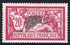 "FRANCE STAMP TIMBRE 208 "" MERSON 20F VARIETE CENTRE DEPLACE "" NEUF xx TTB  M391"