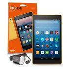 "Amazon Kindle Fire HD 8 8"" 16GB Wi-Fi Tablet with Alexa Yellow 7 Gen 2017 Latest"