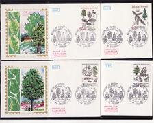 enveloppe 1er jour  nature les arbres   45  Orléans       1985
