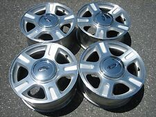 2003-2006 FORD F 150  EXPEDITION OEM 17 INCH  WHEELS  RIMS  W/ CENTER CAPS