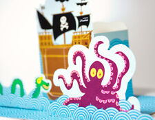 Pukaca Paper Toys for Kids PIRATES
