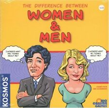 Kosmos The Difference Between Women & Men Fun Board Game 3-8 Player For 16+