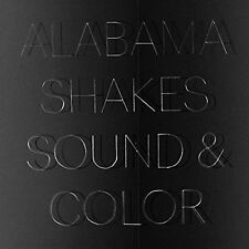 Sound & Color - Alabama Shakes CD Sealed ! New ! 2016 !