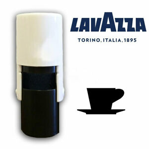 Lavazza Coffee Bean Loyalty Card Rubber Stamp Self Inking Small Size (1-12 Pack)