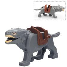 Lego Hobbit Gray Warg Ebay