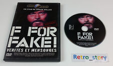 DVD F For Fake - Orson WELLES