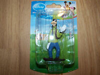 "Disney Goofy Dog PVC Figure Toy Figurine 3"" Cake Topper New"