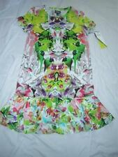 PRABAL GURUNG For Target Drop Waist Dress in First Date Print Women's Sz S/P NWT