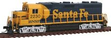 Escala N - Atlas Locomotora diésel GP38 Santa Fe 40000370 NEU