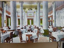 Early 1900's Dining Room, Hotel Patten in Chattanooga, Tn Tennessee PC