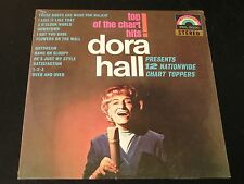 Dora Hall - Top Of The Chart Hits - 1966 LP - SEALED - Rolling Stones!