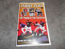 FLIGHT PLAN - AKRON AEROS - PROGRAM EDITION - 2013 FLIGHT 3 OF 5