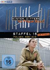 4 DVDs  * HINTER GITTERN - DER FRAUENKNAST : STAFFEL 16 # NEU OVP §