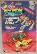 VOLTRON : Motosized Lion Force Carded Action Figure Set