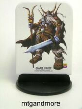 Pathfinder Battles Pawns/Token - #076a Giant, gelo-Reign of Inverno