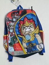 Lego Chima backpack school bag new book tote
