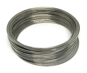 22 gauge 316L stainless steel wrapping wire soft round
