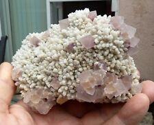 RARE FIND Quartz, fluorite, Mesa Mine, San Francisco del Oro, Chihuahua, MX. 132