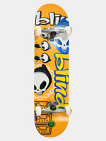 "Blind Skateboard Complete Tantrum 8"" Orange FP Pre-Assembled"