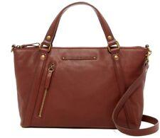 Ugg Jenna Leather Satchel - Deep Mahogany Retail $265