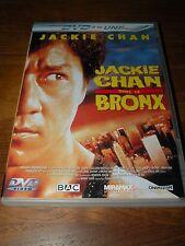 DVD   JACKIE CHAN DANS LE BRONX  langue française
