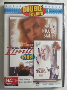 TO THE LIMIT + SKYSCRAPER DVD*new sealed* Thriller Anna Nicole Smith FREE POST