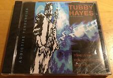 TUBBY HAYES QUARTET - ADDICTIVE TENDENCIES CD NEW & SEALED RARE MUSIC RM.028