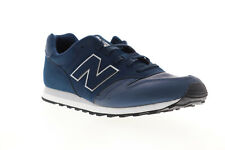 New Balance 373 XWL373NS Womens Blue Low Top Lace Up Lifestyle Sneakers Shoes 11