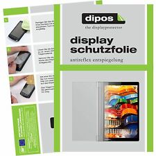 3x Lenovo Yoga Tablet 3 Pro (10 Zoll) Schutzfolie Display Folie matt dipos