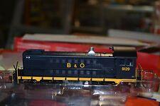 Bachmann #63402 HO ALCO S-2 Diesel Switcher (DCC Sound) B&O #9129 - NEW