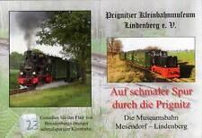 Brandenburg Prignitz Eisenbahn Kleinbahn Museum Lindenberg Führer 2007