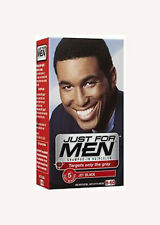 Just for Men Shampoo da uomo in permanente tintura per capelli colore naturale JET BLACK H60