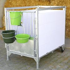 Kerbl Kälberbox Modell 2017 klein Kälberhütte Kälberstall Kälberiglu Kalb Kälber