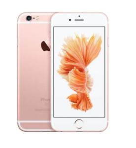 Apple iPhone 6s 64GB Unlocked Smartphone - Rose Gold