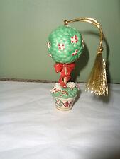 2004 Lenox - Holiday Topiary Ornament - Mini Christmas Tree