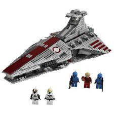 Star Wars The Venator-class Republic Attack Cruiser Lego