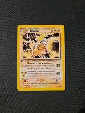 Pokemon Card Raichu 1st Edition 21/64 Neo Revelation