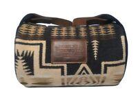 Pendleton Crossbody Bag Wool Barrel Purse Southwest Boho